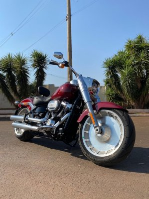 Harley Davidson Fat Boy 114 2020