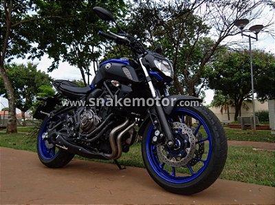 Yamaha MT 07 Abs 2020