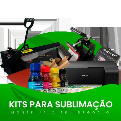 Kits para sublimação