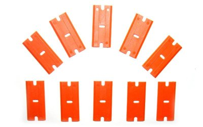 Lâminas de Plástico para Raspador