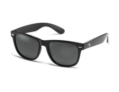 Wayfarer Black Polarized