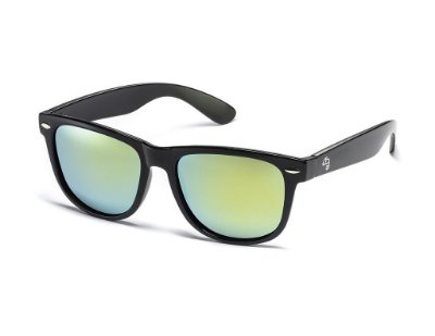 Wayfarer Light Blue Polarized