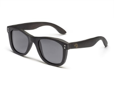 Wayfarer Wood Black