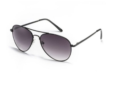 Aviator Metal Black