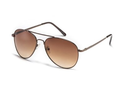 Aviator Metal Brown