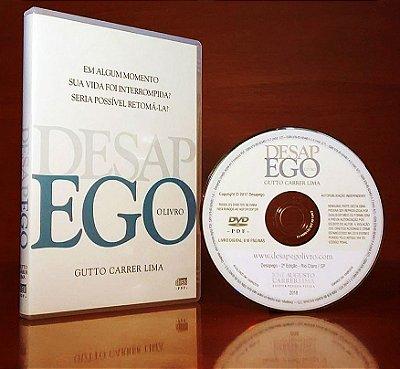 DesapEGO © Digital PDF Obra Completa em DVD
