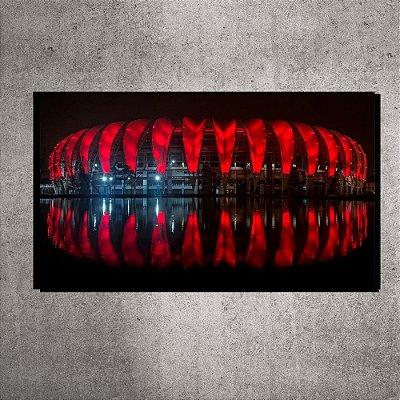 Imagem impressa - Pequena -Panorâmica - Estádio Beira-Rio - 60cmx22cm. BRIP1