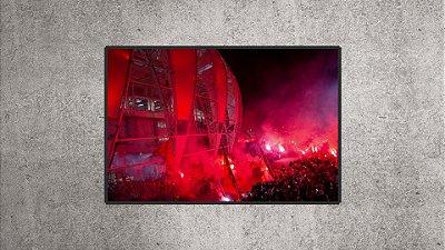 Quadro - Estádio Beira-Rio - BR08 - 90cmx60cm.