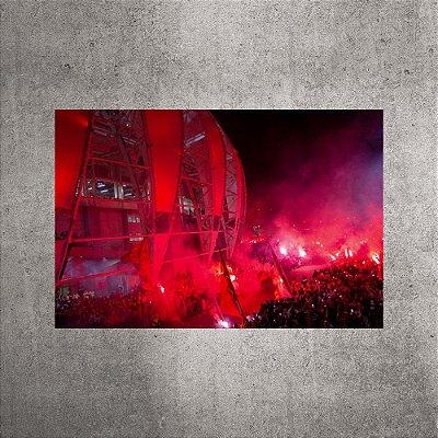 Imagem impressa - Estádio Beira-Rio - BRI08 - 90cmx60cm.