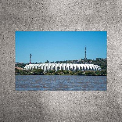 Imagem impressa - Estádio Beira-Rio - BRI10 - 90cmx58cm.
