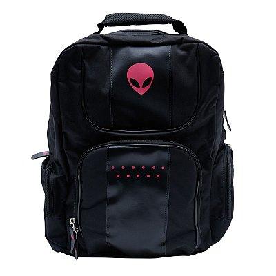 Mochila Térmica Alien Pink Authentic c/ suporte para Notebook