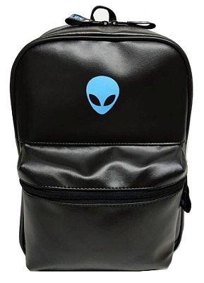 Mochila Alien Sintética Baby Blue (PRÉ-VENDA)