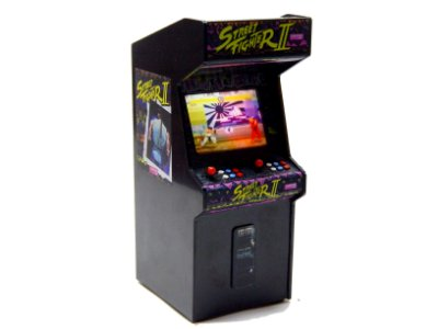 Mini Arcade Streer Fighter II