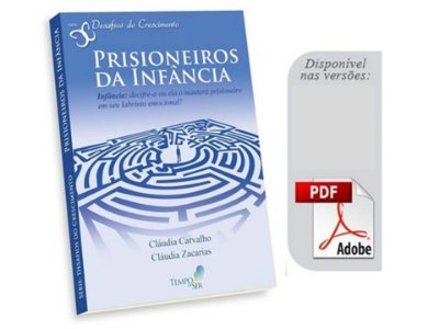 E-Book Prisioneiros da Infância
