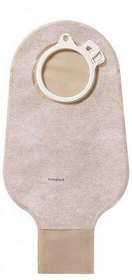 Bolsa Coletora Colostomia e Ileostomia ALTERNA DRENÁVEL OPACA – Flange 60mm Caixa com 30 Unidades – Coloplast 1693 / 17622