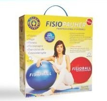 Bola Para Alongamento Fisioball - Ortho Pauher