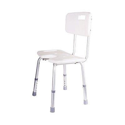 Cadeira para Banho com Abertura Frontal  Mod 1 - Astra