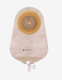 Bolsa Urostomia ALTERNA CONVEX 1PC TRANSPARENTE Recorte 18mm – Coloplast  17484
