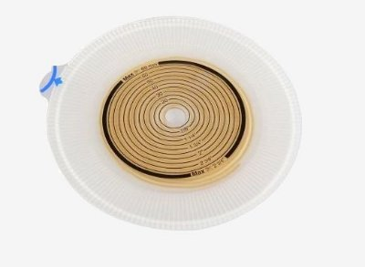 EASIFLEX Base Adesiva Placa 90 mm Recort 10-88mm - Coloplast 14309/17823