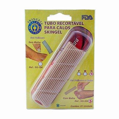 Tubo Recortável para calos SkinGel C/Malha - Ortho Pauher