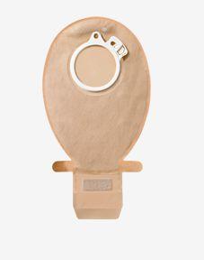 Bolsa Colostomia e Ileostomia Drenável Transparente Flange 50mm - SENSURA Click- Caixa com 30 unidades - Coloplast 10375