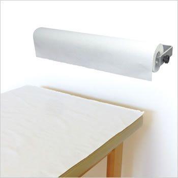 Suporte/Dispenser para Lençol de Papel Rolo - Plumax