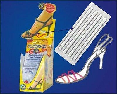 Tiras Adesivas para Conforto Soft-Gel - Ortho Pauher