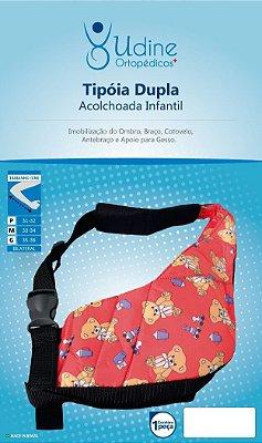 Tipóia Almofadada Dupla Estampada Infantil - Udine 20726