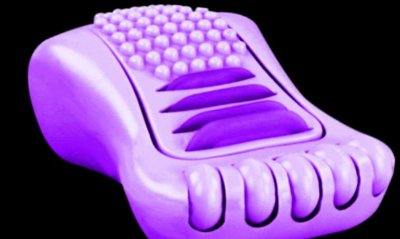 Massageador para os Pés Happy Foot - Ortho Pauher