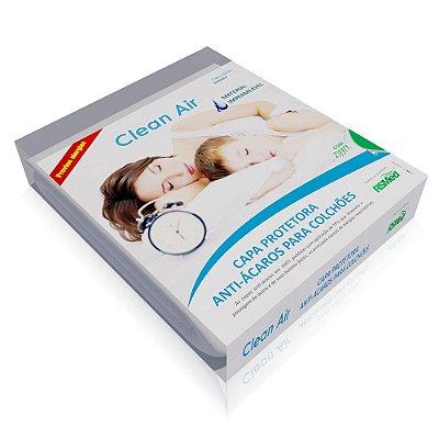 Capa Protetora Anti-Ácaros para Travesseiros - RSMed