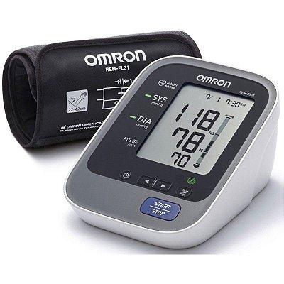 Monitor de Pressão Arterial Automático de Braço Elite+ HEM 7320 - Omron