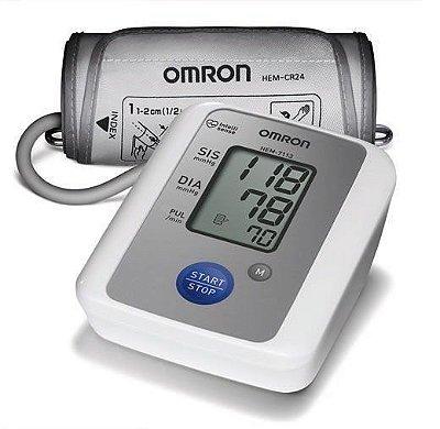 Monitor Pressão Arterial Automático de Braço HEM 7113 - Omron