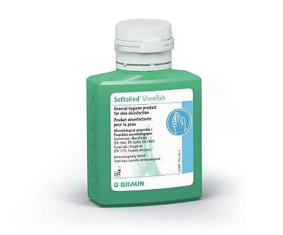 Álcool Gel para Higienização das Mãos Softalind ViscoRub 100 ml - B BRAUN