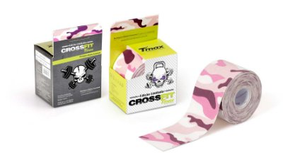 Bandagem Elástica Adesiva 5cmx5m - TMax Crossfit (Edição Limitada)