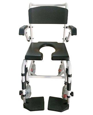 Cadeira Higiênica SuperSoft - Mobil Saúde