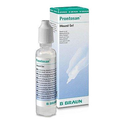 Prontosan Gel PHMB 30ml - B Braun - validade 31 01 2019