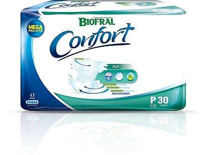 Fralda Geriátrica TENA Biofral Confort - Tamanho P (pacote com 30 unidades)