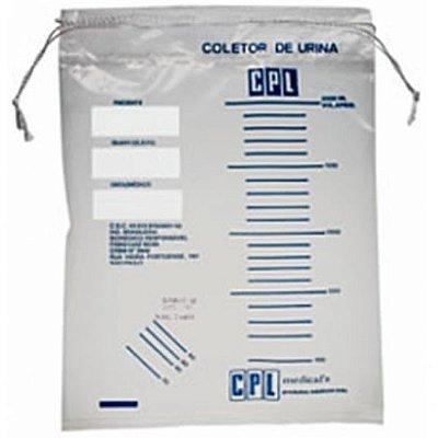 Coletor de Urina Descartável (unidade) - 2000ml - CPL Medicals