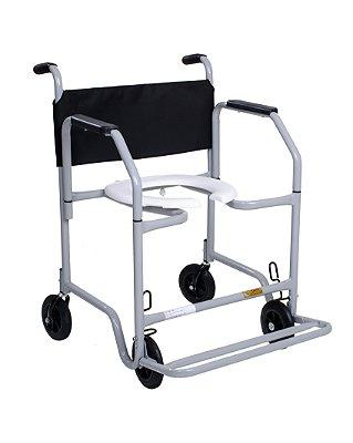 Cadeira de Banho Max Para Obesos - Cinza - CDS