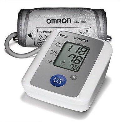 Monitor Pressão Arterial Omron Automático de braço HEM 7113