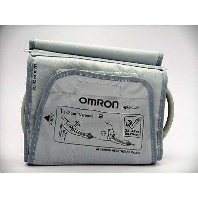 Braçadeira Grande para Monitor de Pressão Arterial HEM CL24 - Omron
