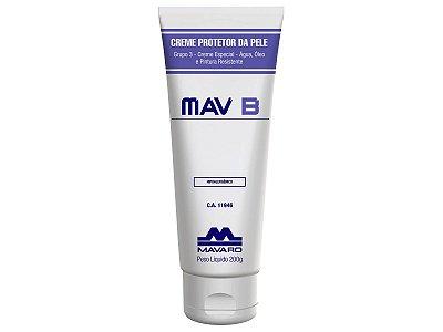 Creme Protetor da Pele Mavbio - 120g - Mavaro