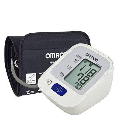 Monitor de Pressão Arterial Automático de Braço Control+ HEM 7122 - OMRON