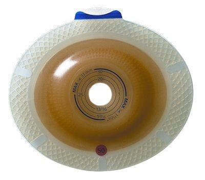 Placa Base CONVEXA para Estomia - Sensura Click Xpro Convex Light Flange 50 mm - Coloplast - 11025