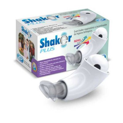 Shaker Plus Incentivador da Higiene Brônquica - NCS