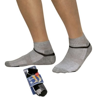 Meias High Performance Socks Cano Curto - Hanes