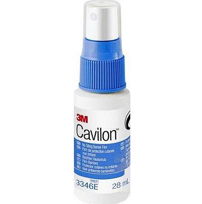 Cavilon Spray Protetor Cutâneo - Película Protetora sem ardor - 28ml - 3M 3346