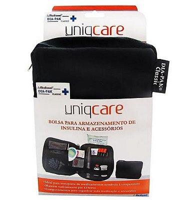 Bolsa para Armazenamento de Insulina e Acessórios Dia-Pak Classic - UniqCare