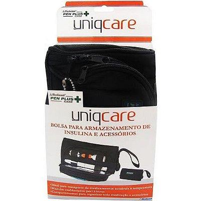 Bolsa para Armazenamento de Insulina e Acessórios Pen Plus Case - UniqCare