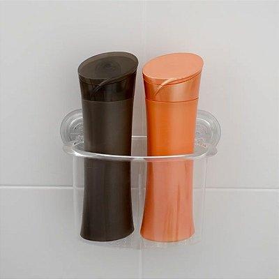 Porta–Objetos com divisória/Ventosa - Astra